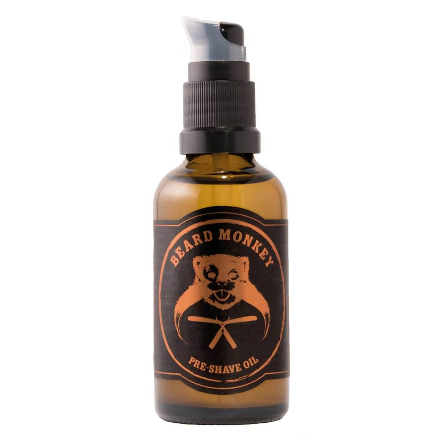 Beard Monkey Pre-Shave Oil 50 ml