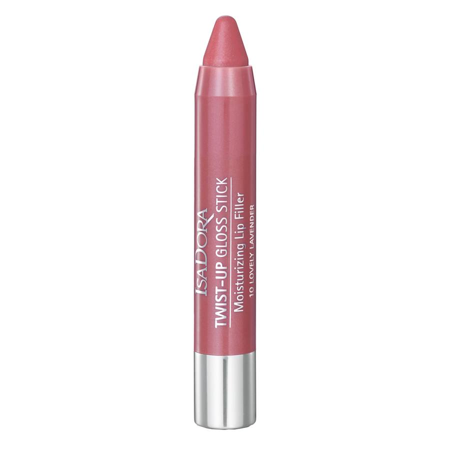 IsaDora Twist-Up Gloss Stick 3,3 g - 10 Lovely Lavender