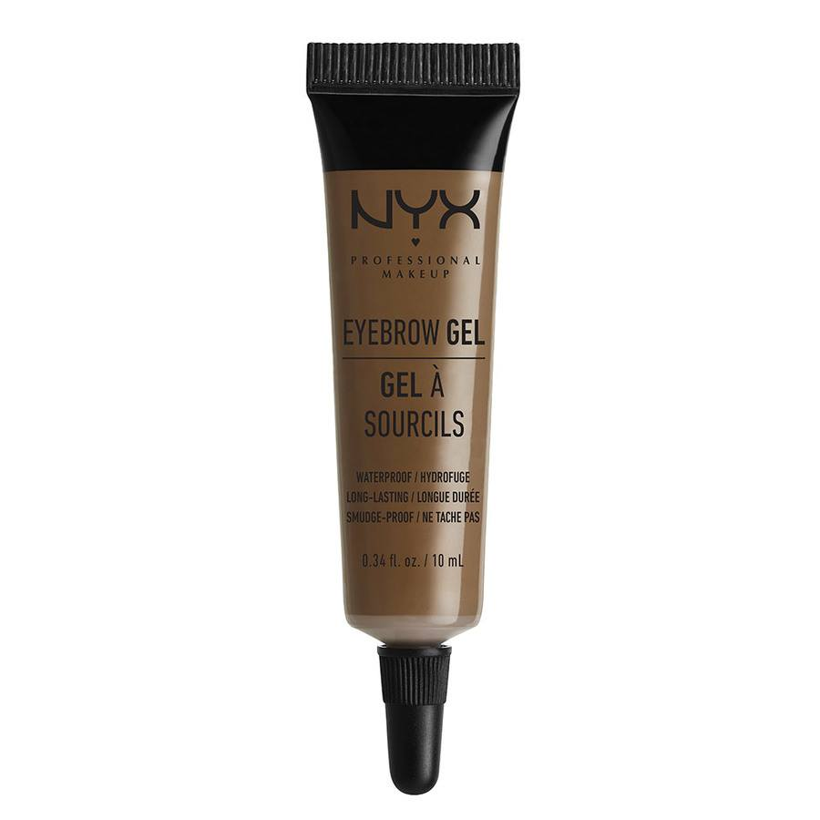 NYX Professional Makeup Eyebrow Gel - Brunette 10ml