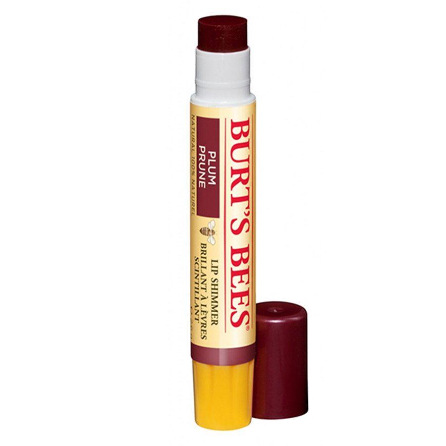 Burt's Bees Lip Shimmer 2,6 g – Plum