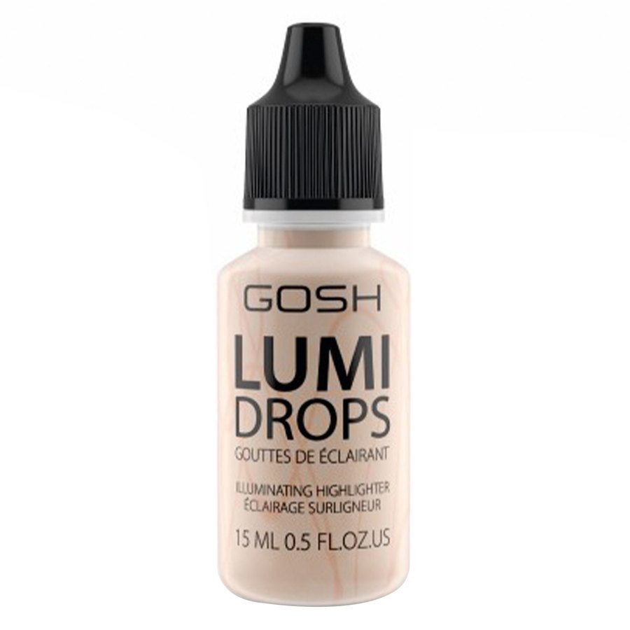 GOSH Lumi Drops 15 ml ─ #002 Vanilla