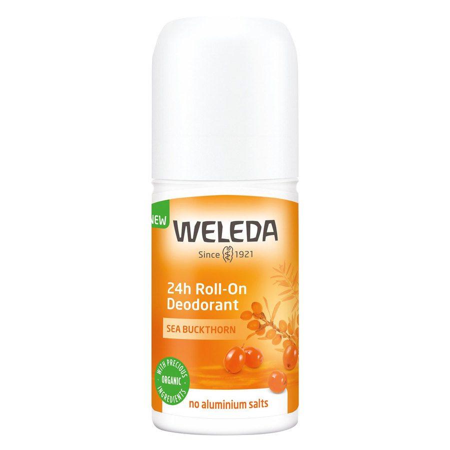 Weleda Sea Buckthorn 24h Roll-On Deodorant 50 ml