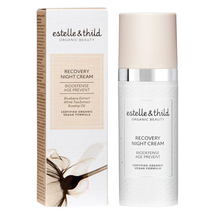 Estelle & Thild BioDefense Recovery Night Cream 50 ml