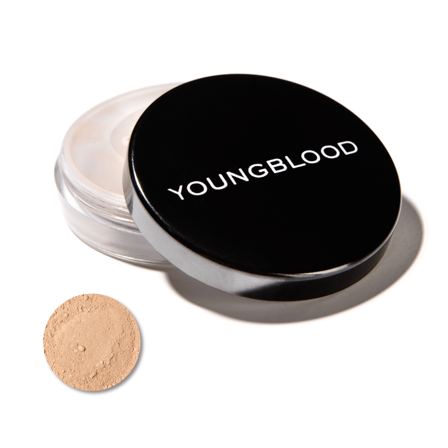 Youngblood Natural Loose Mineral Foundation – Cool Beige 10g