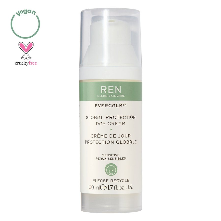 REN Clean Skincare Evercalm Global Protection Day Cream 50 ml