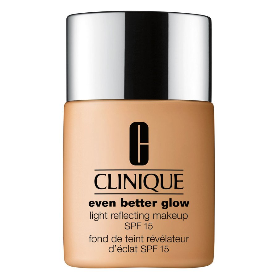 Clinique Even Better Glow Light Reflecting Makeup SPF15 30 ml ─ WN 54 Honey Wheat