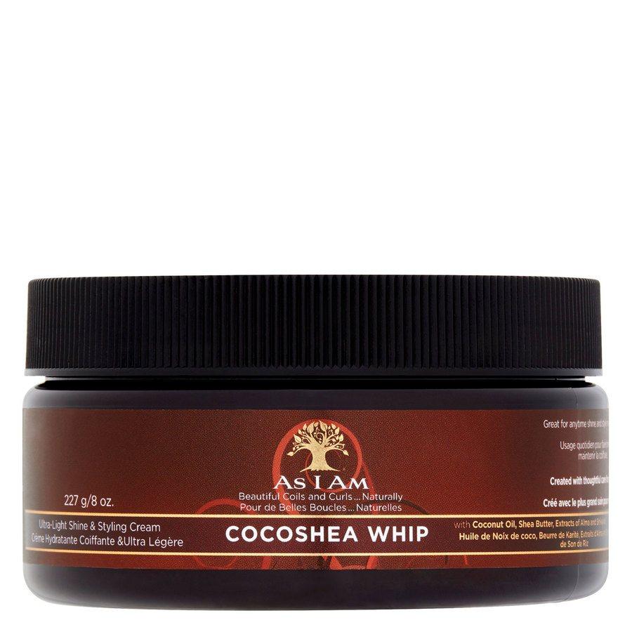 As I Am CocoShea Whip 237 ml