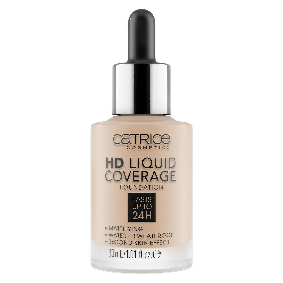 Catrice HD Liquid Coverage Foundation 30 ml – Rose Beige 020