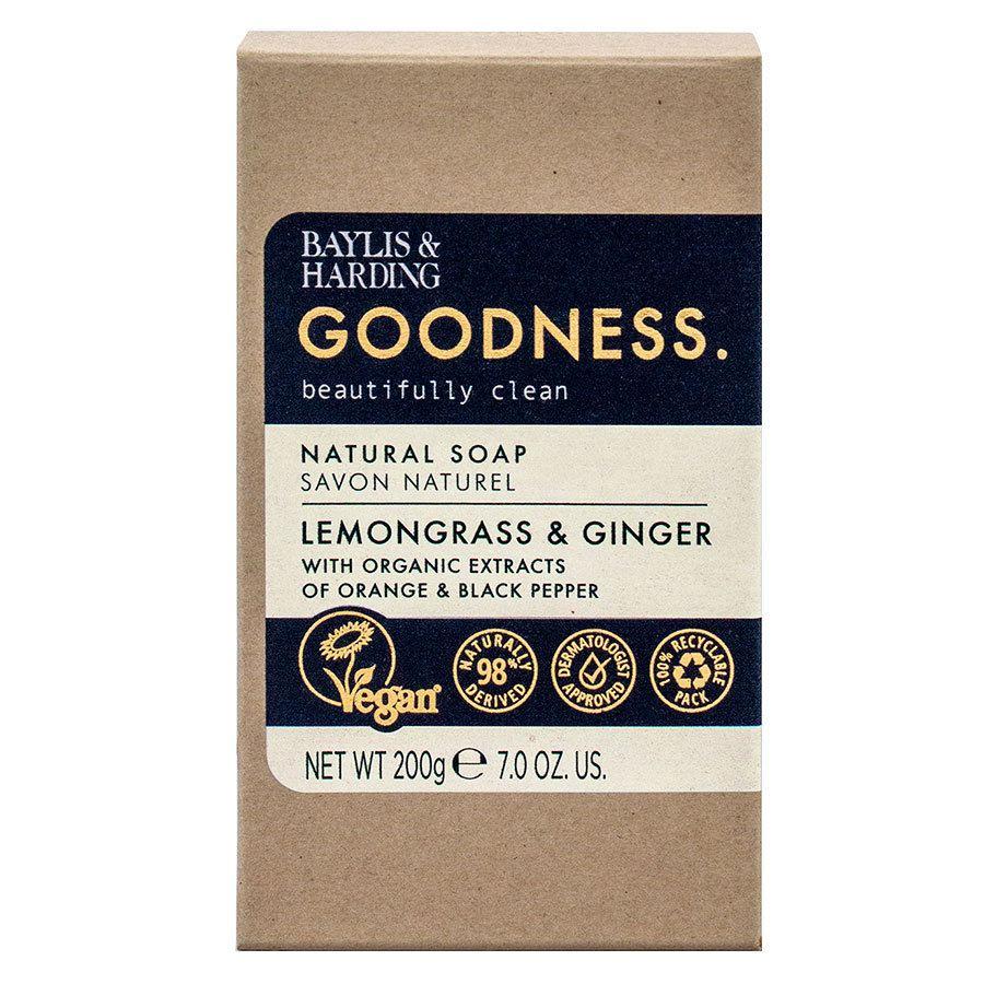 Baylis & Harding Goodness Lemongrass & Ginger Soap 200 g