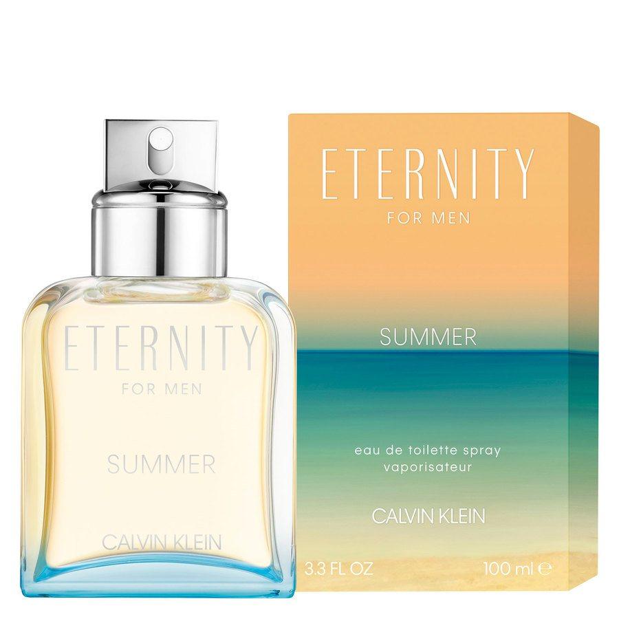 Calvin Klein Eternity Man Summer Eau De Toilette 100 ml