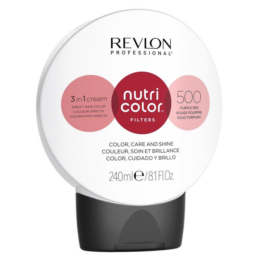 Revlon Professional Nutri Color Filters 240 ml – 500