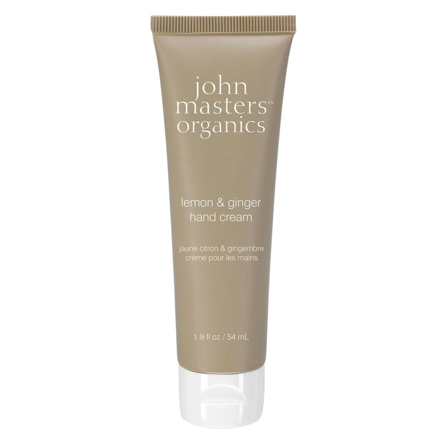 John Masters Organics Lemon & Ginger Hand Cream 54 ml