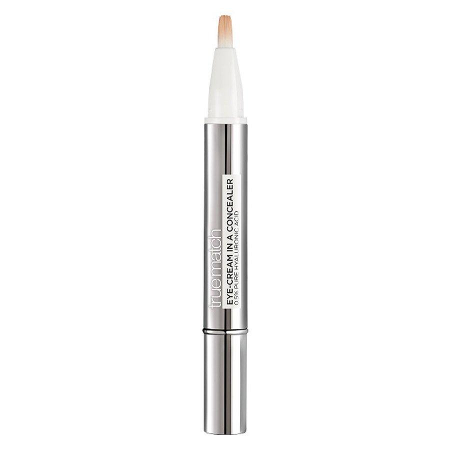 L'Oréal Paris True Match Eye-Cream In A Concealer Golden Sable 2ml