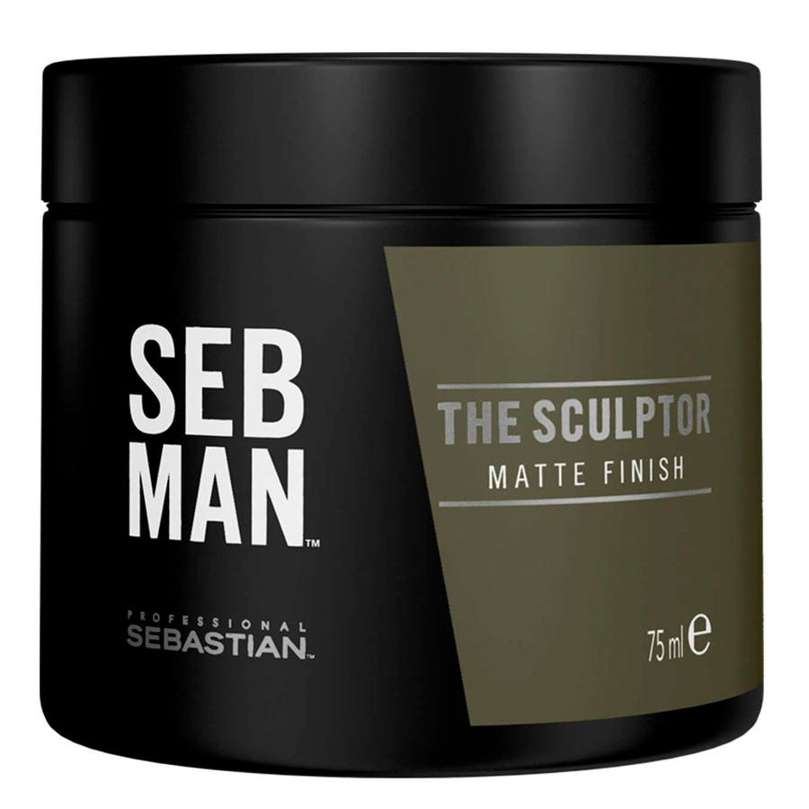 Seb Man The Sculptor Matte Finish Clay 75 ml
