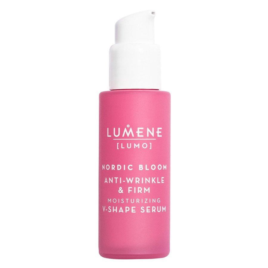 Lumene Lumo Nordic Bloom Anti-Wrinkle & Firm Moisturizing V-Shape Serum 30 ml