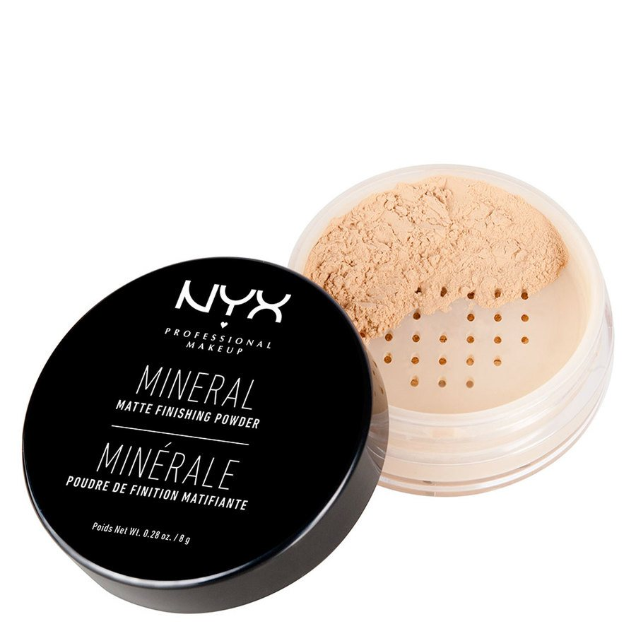 NYX Professional Makeup Mineral Finishing Powder Light/Medium MFP01 8g