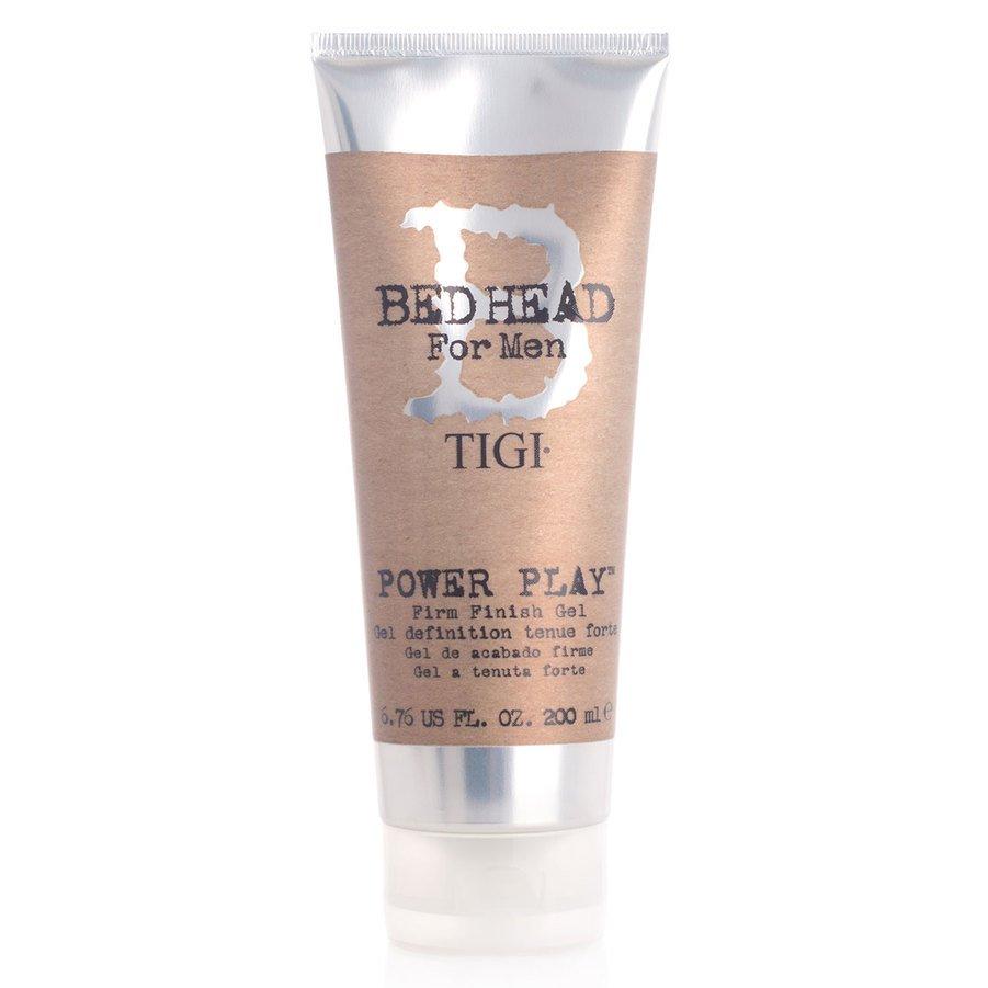 TIGI Bed Head For Men Power Play Firm Finish Gel 200 ml