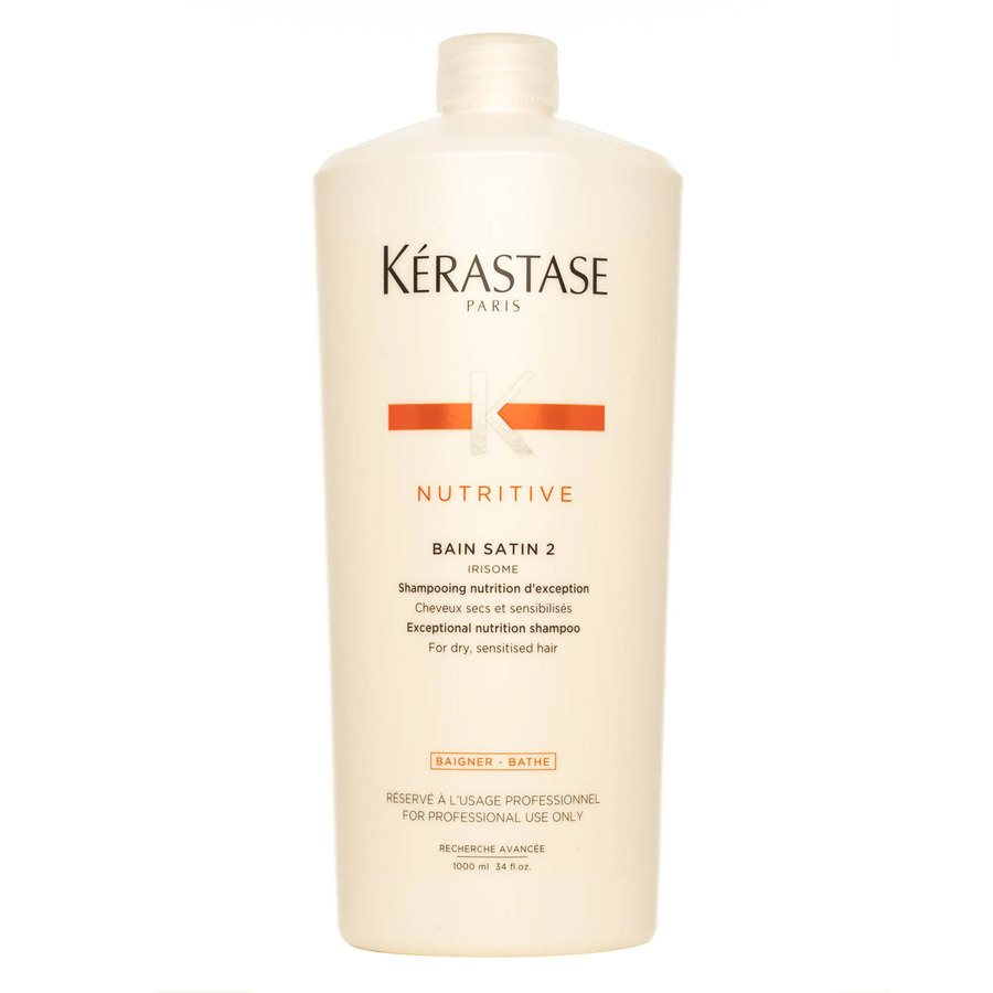 Kérastase Nutritive Bain Satin 2 Shampoo 1 000ml