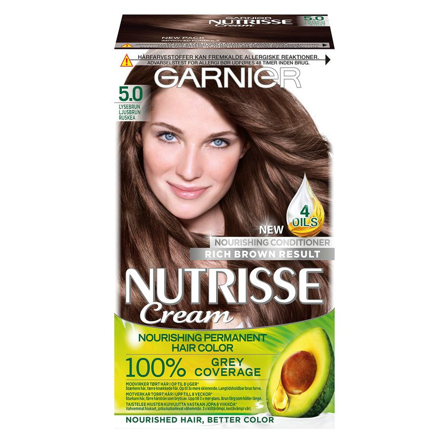 Garnier Nutrisse Cream 5