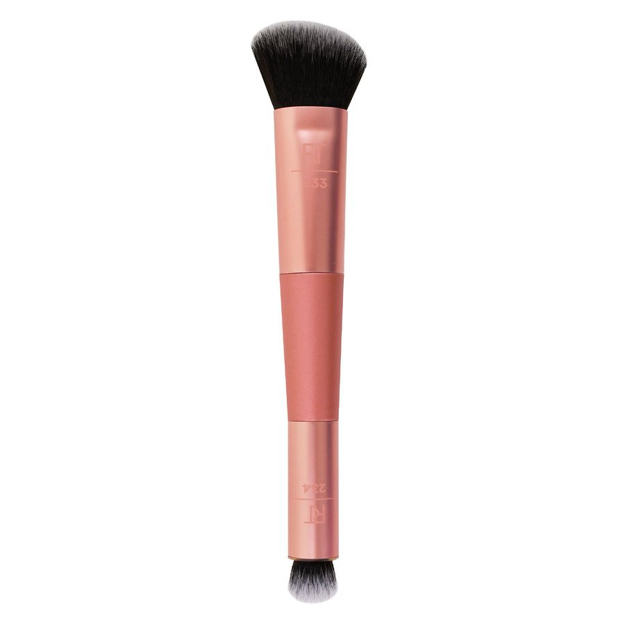 Real Techniques 2-In-1 Set & Bake Brush