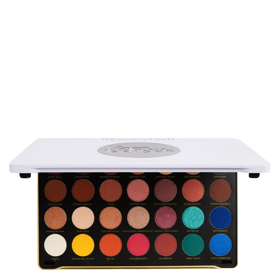 Makeup Revolution X Patricia Bright Rich In Life Shadow Palette 28 x 1,2 g