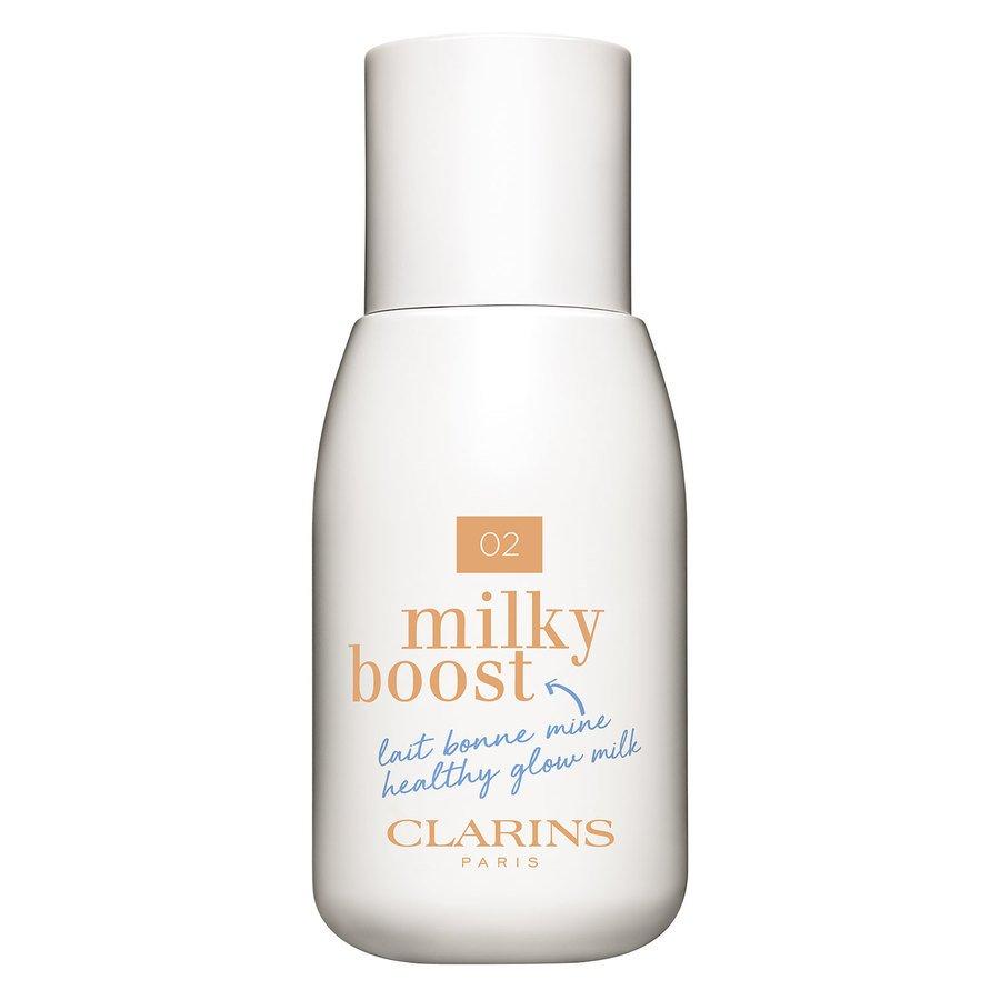 Clarins Milky Boost 50 ml ─ 02 Milky Nude