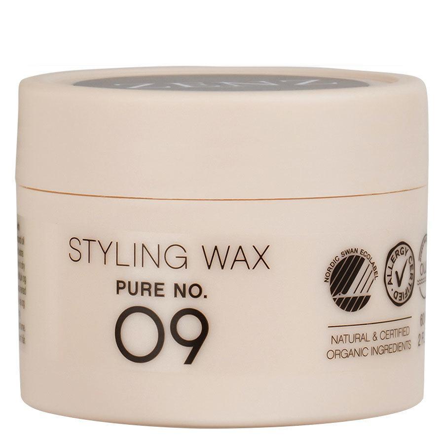 Zenz Organic No. 09 Pure Wax 60 g