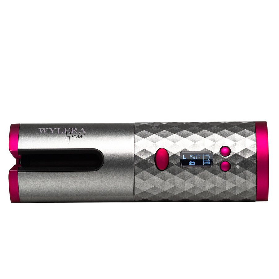 Wylera Hair Dreamwave – New York Pink