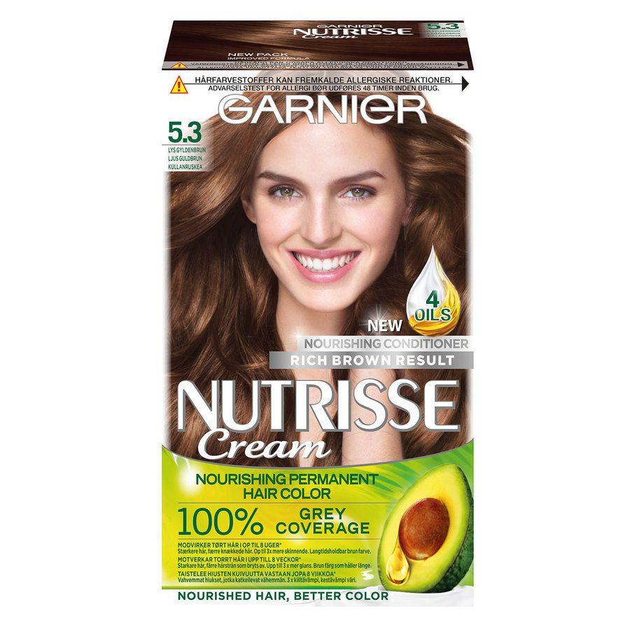 Garnier Nutrisse Cream 5.3 Kullanruskea