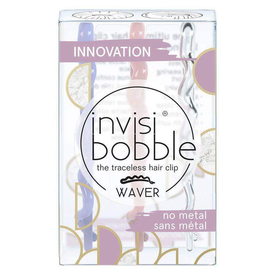 Invisibobble Marblelous Waver I Lava You 3 kpl