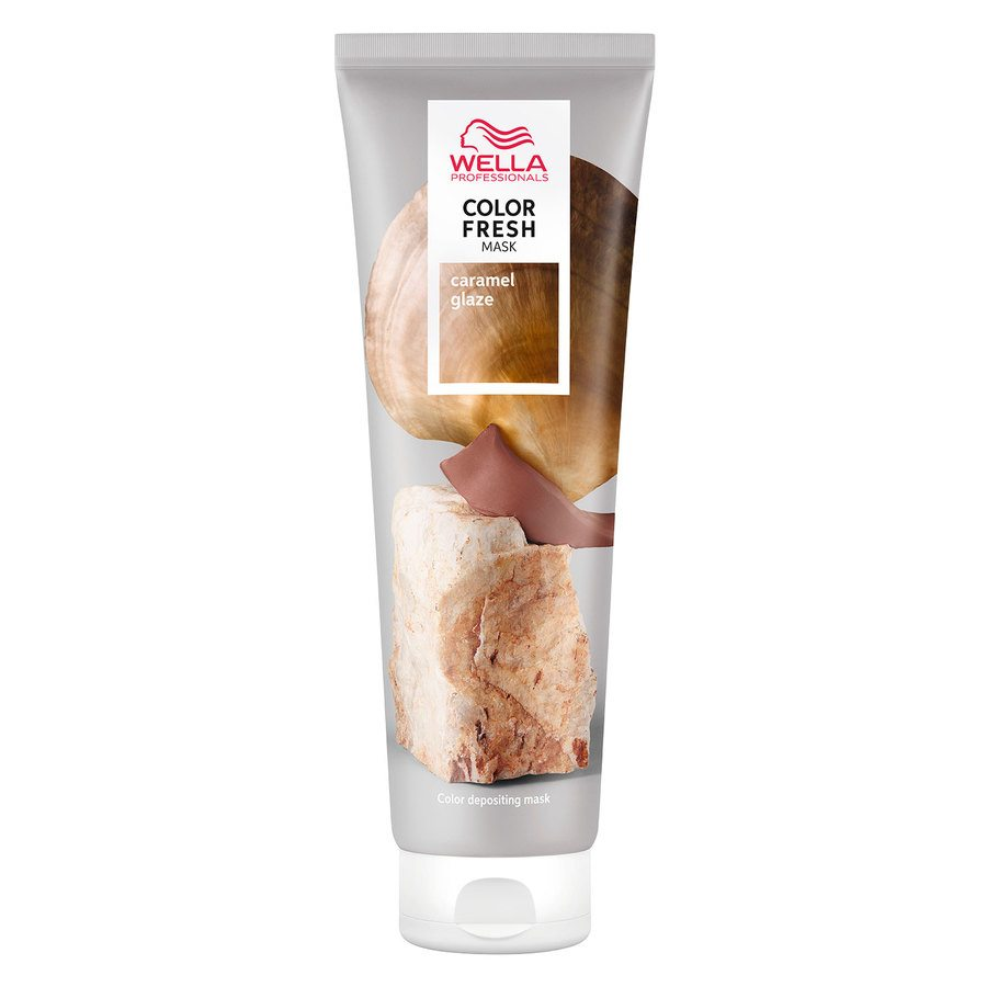 Wella Professionals Color Fresh Mask 150 ml ─ Caramel Glaze