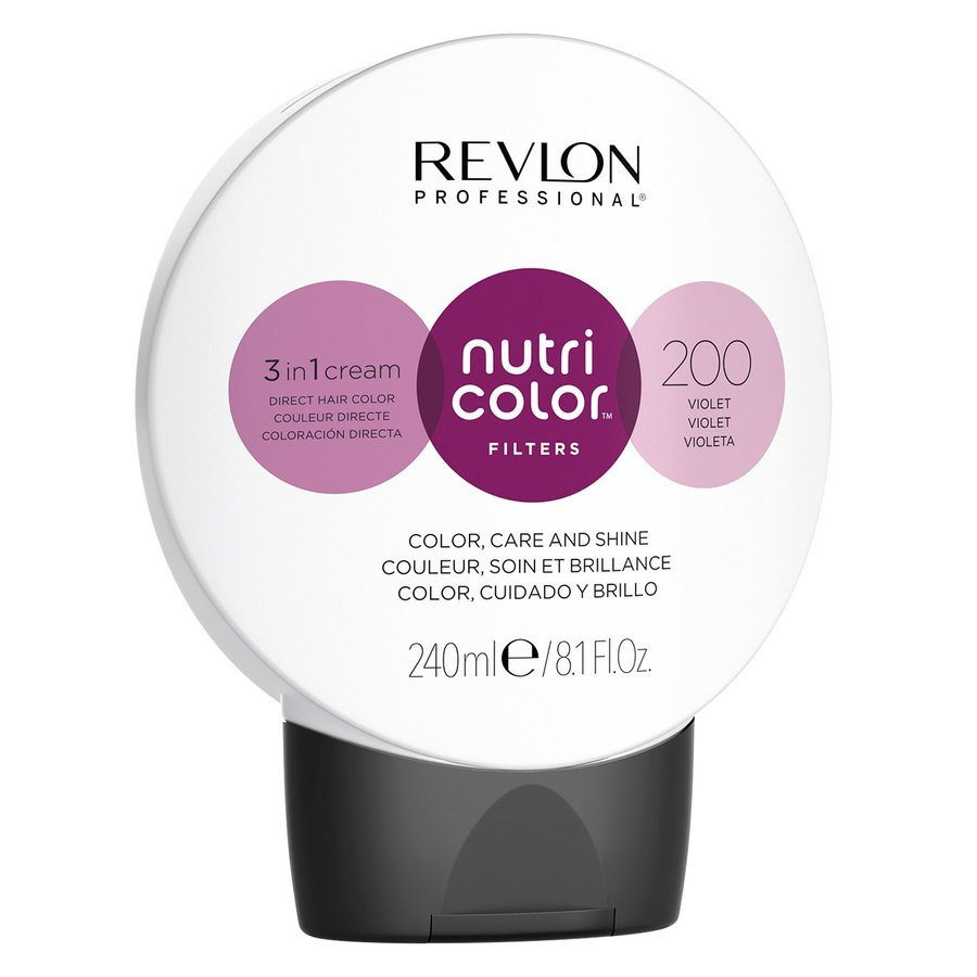 Revlon Professional Nutri Color Filters 240 ml – 200