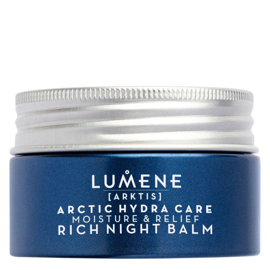Lumene Arctic Hydra Care Moisture & Relief Rich Night Balm 50 ml