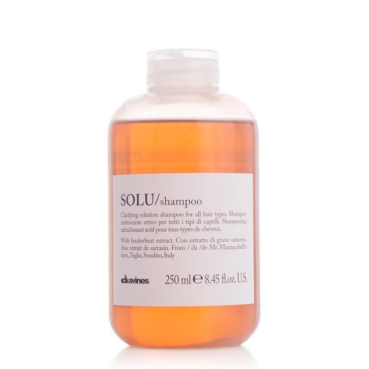 Davines SOLU Shampoo All Hairtypes 250 ml