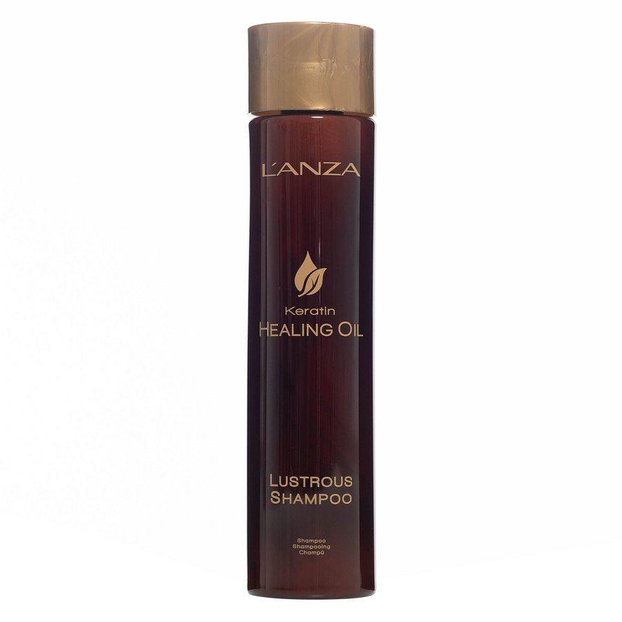 Lanza Keratin Healing Oil Shampoo 300 ml