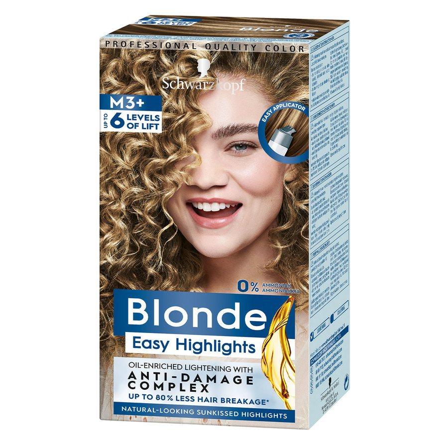 Schwarzkopf Blonde Easy Highlights ─ M3+