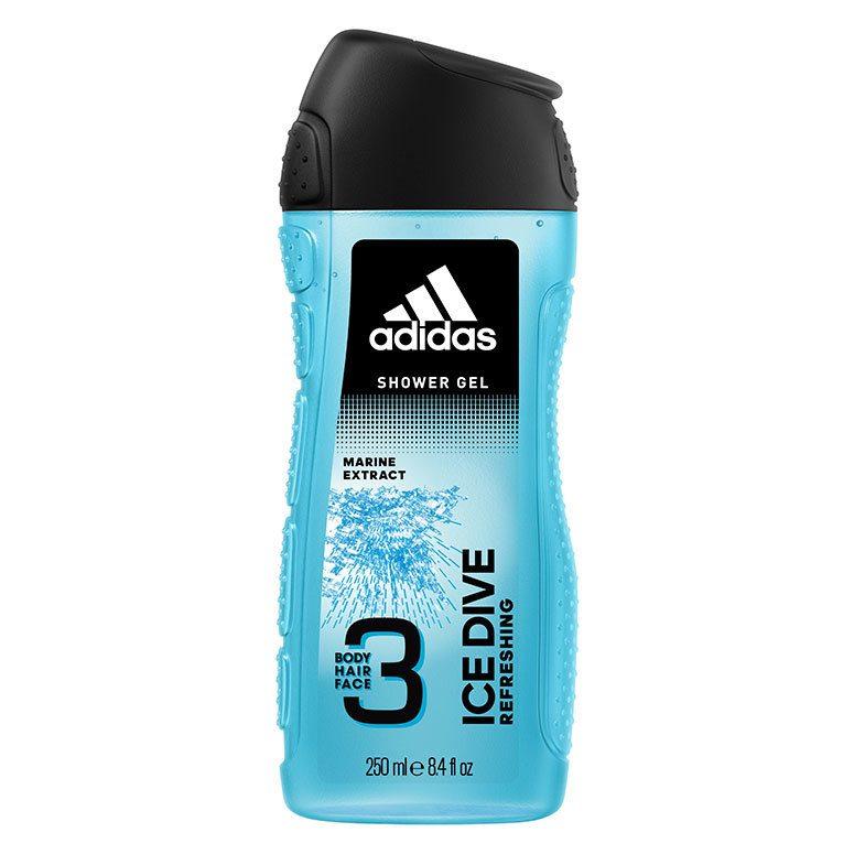 Adidas Ice Dive Shower Gel 250 ml