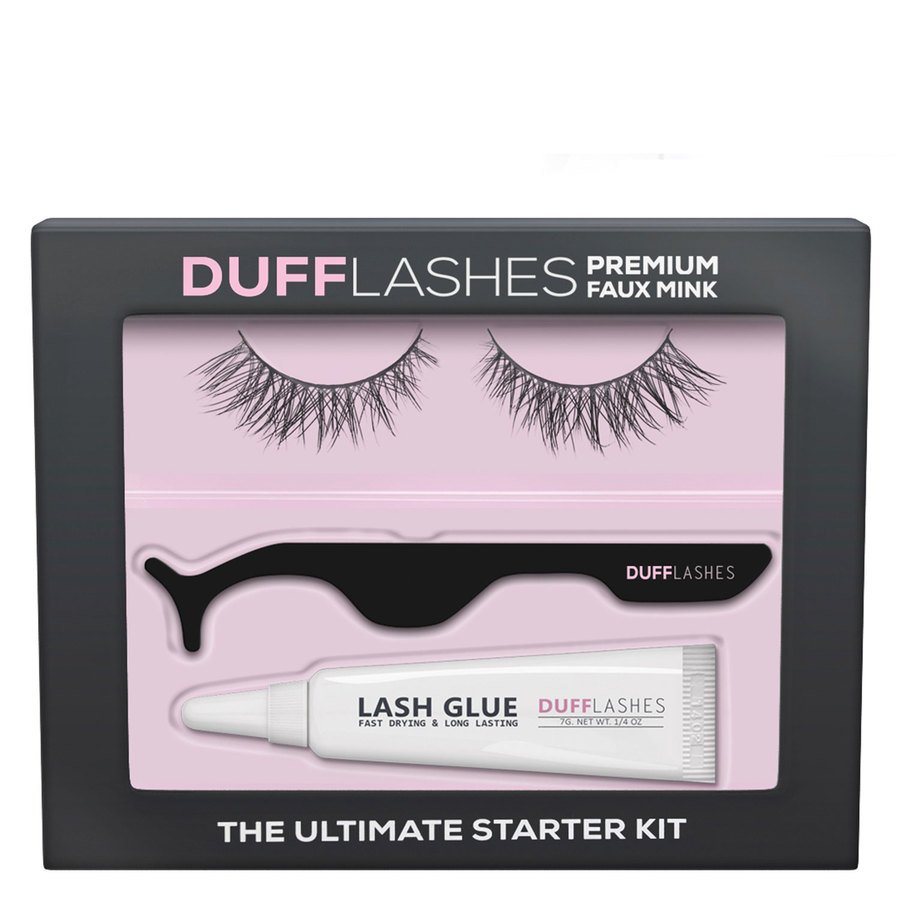 DUFFLashes The Ultimate Starterkit
