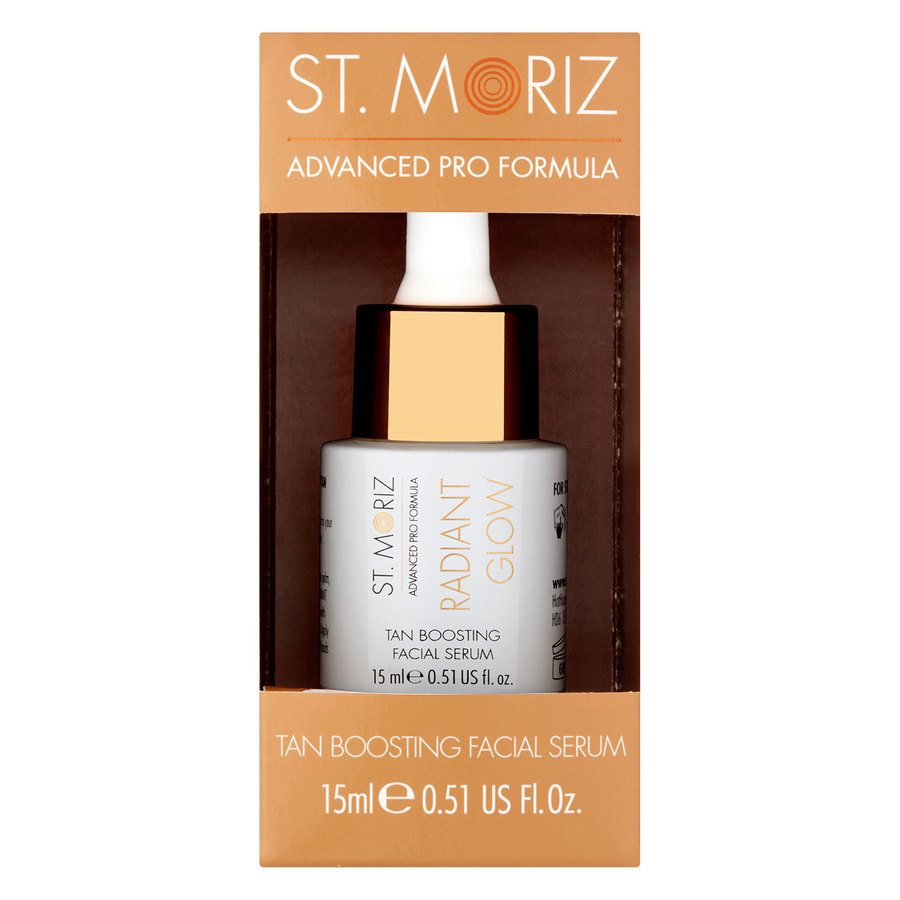 St. Moriz Advanced Pro Formula Tan Boosting Facial Serum 15 ml