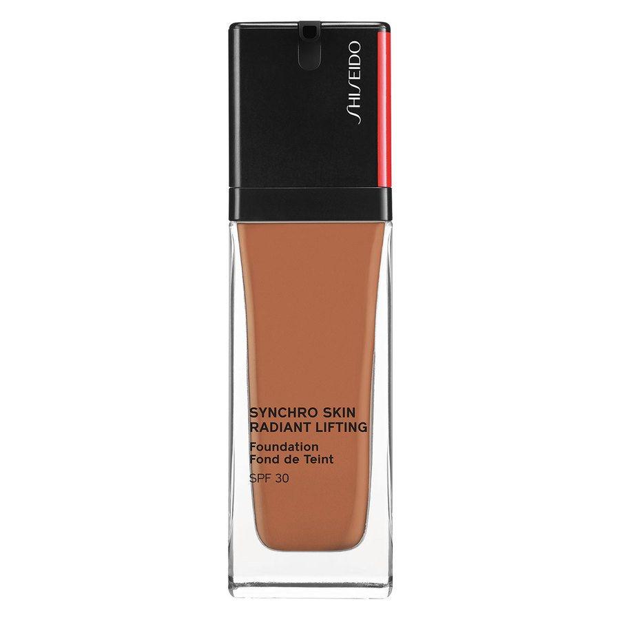 Shiseido Synchro Skin Radiant Lifting Foundation SPF 30 30 ml – 560 Obsidian