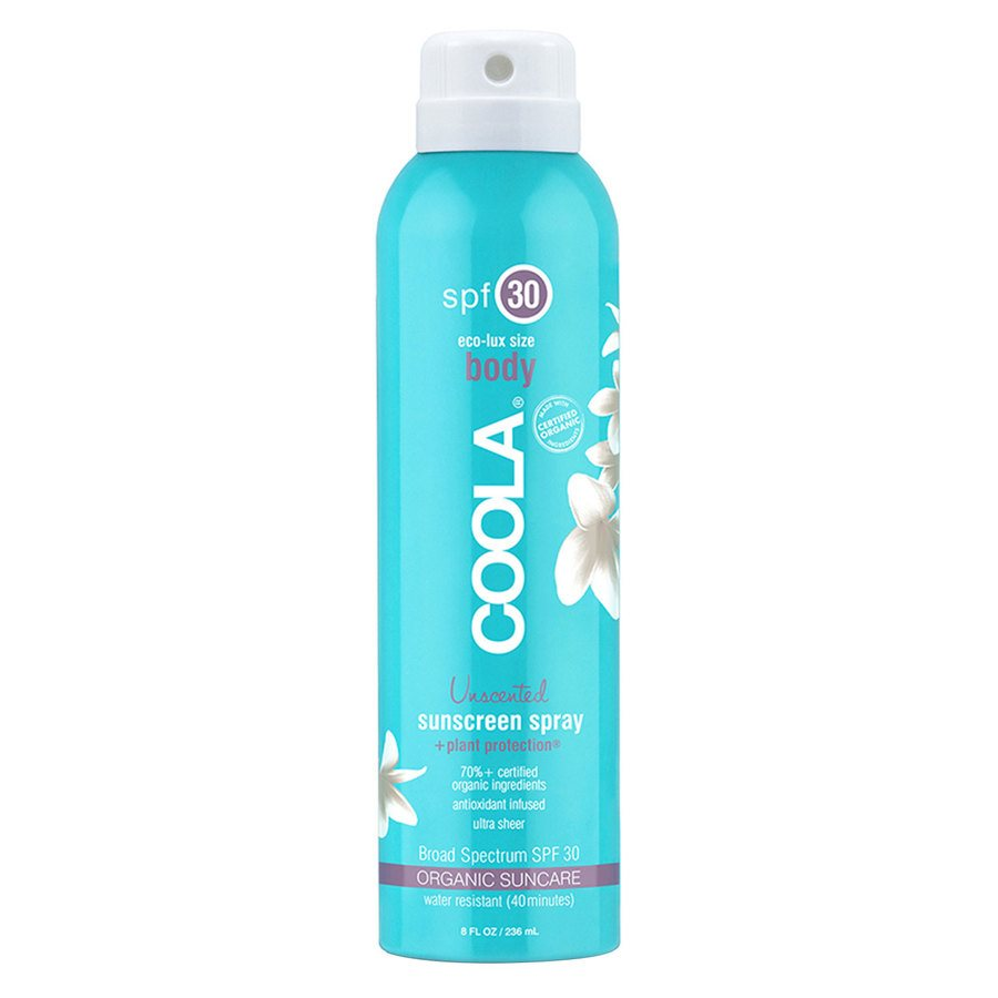 Coola Body Continuous Spray SPF 30 236 ml – Unscented