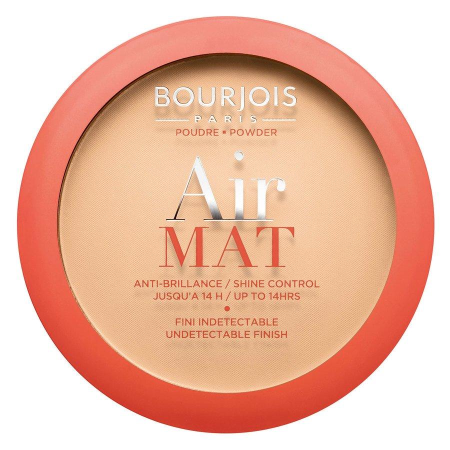 Bourjois Air Mat Compact Powder 10 g ─ 02 Light Beige