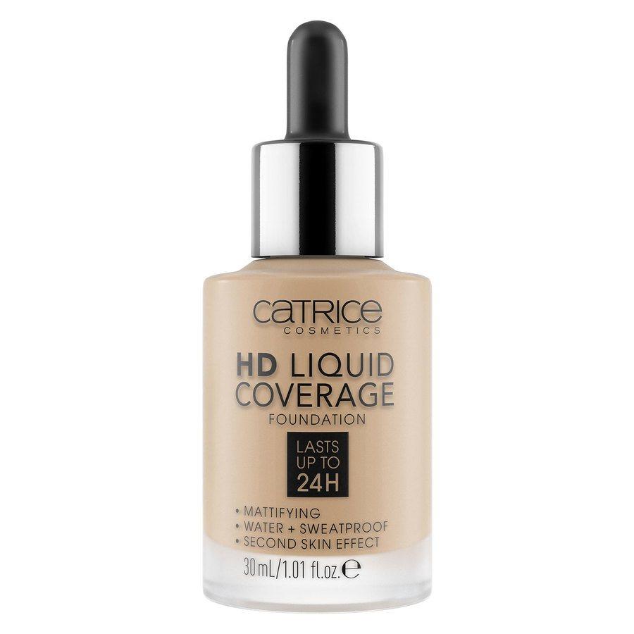 Catrice HD Liquid Coverage Foundation 30 ml – Warm Beige 040