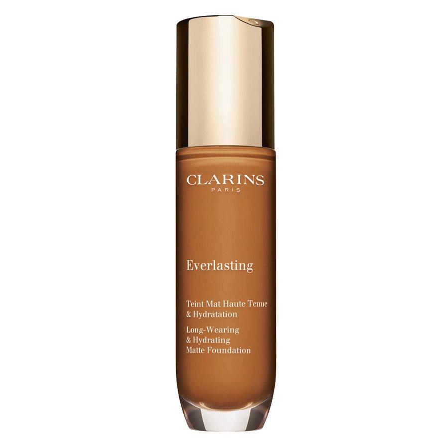 Clarins Everlasting Foundation 30 ml ─ #118,5 Chocolate