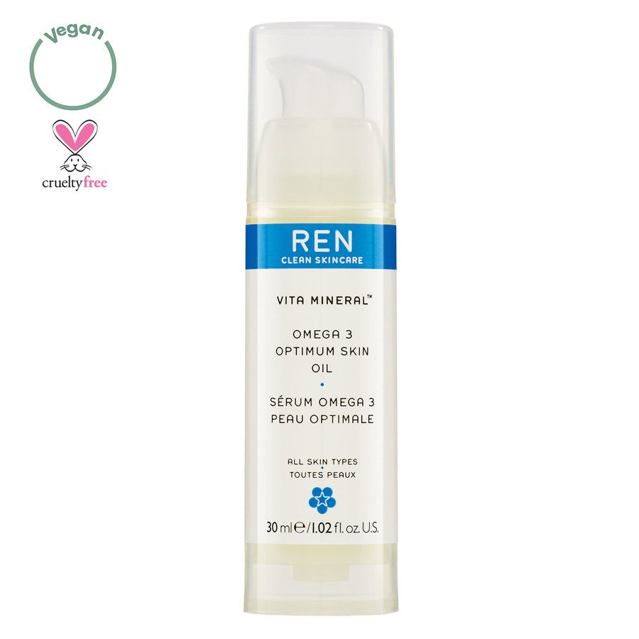 REN Clean Skincare Vita Mineral Omega 3 Optimum Skin Oil 30 ml