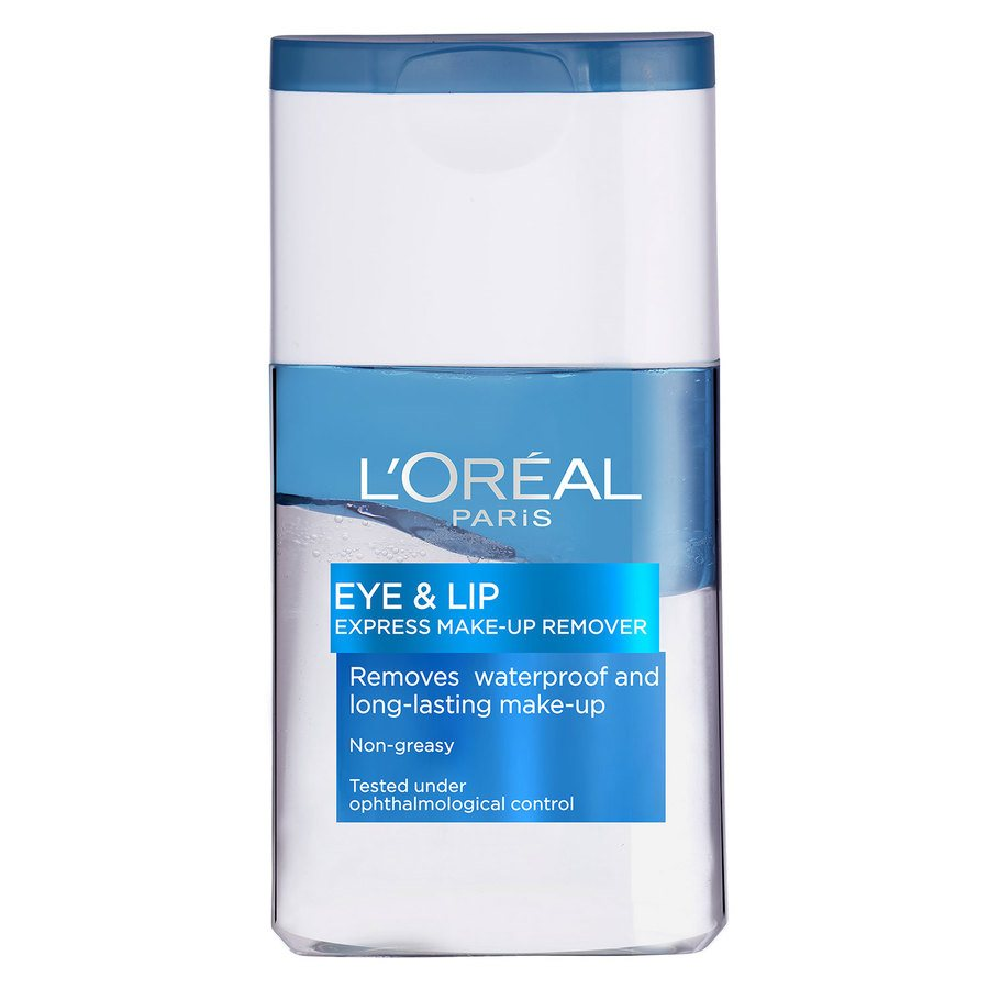 L'Oréal Paris Waterproof Eye & Lip Make Up Remover 125 ml