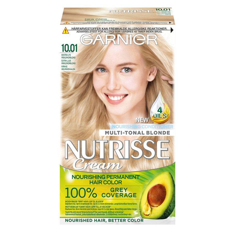 Garnier Nutrisse Cream 10.01