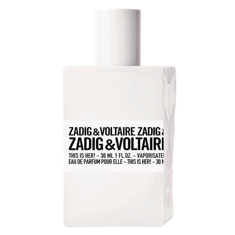 Zadig & Voltaire This Is Her Eau De Parfum 30 ml