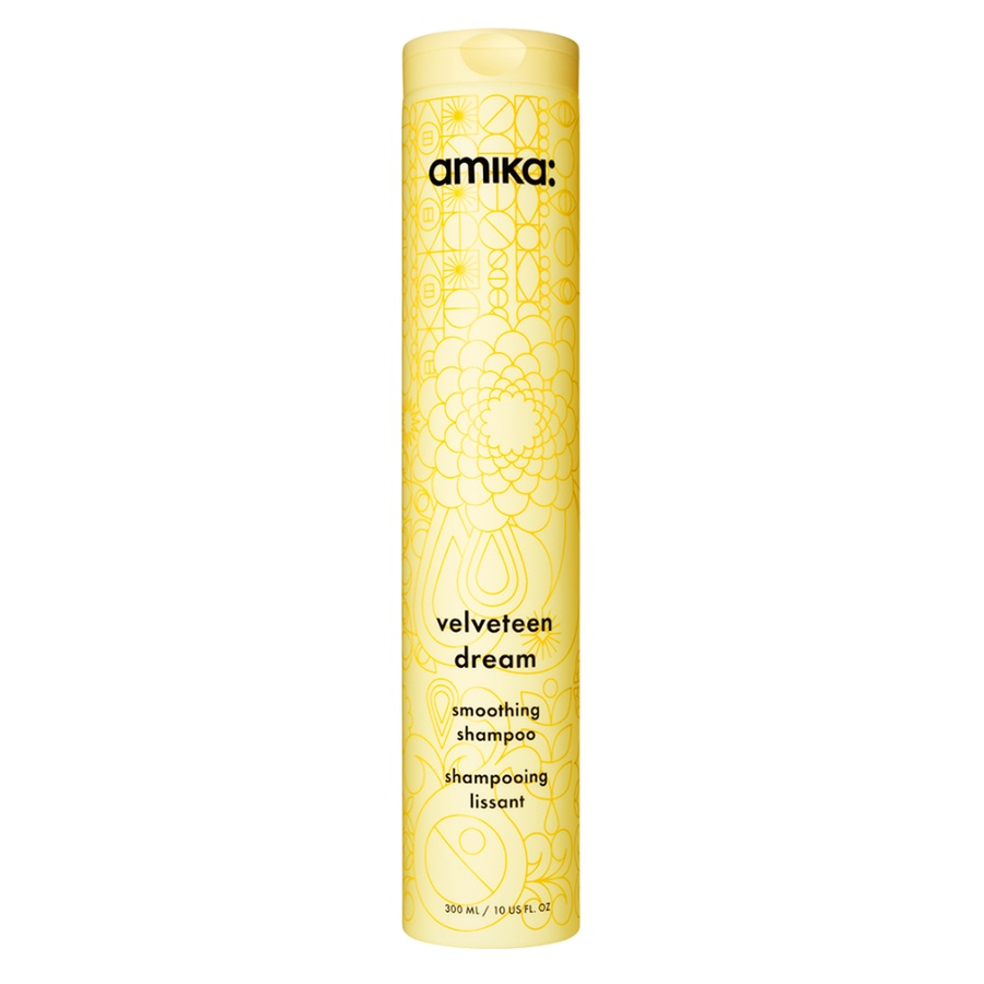 Amika Velveteen Dream Smoothing Shampoo 300 ml