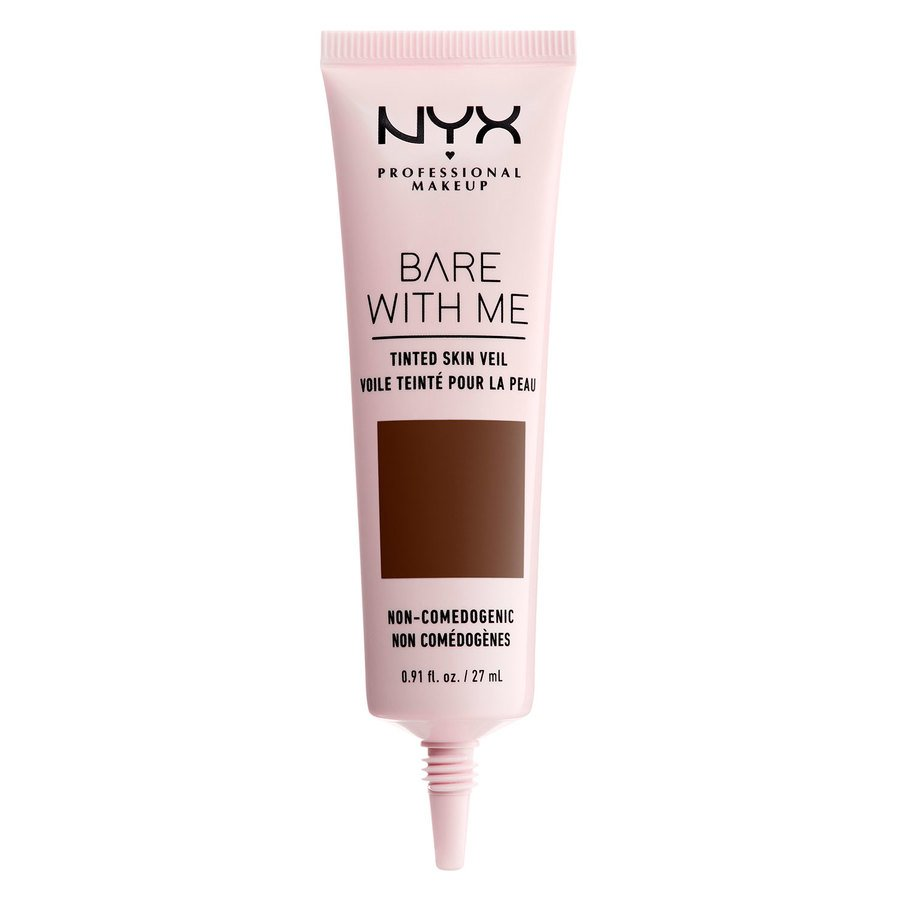 NYX Professional Makeup Bare With Me Tinted Skin Veil Deep Espresso 27ml